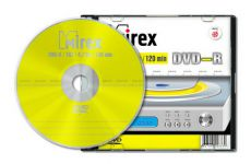 Диск DVD-R Mirex 4.7 Gb 16х slim box
